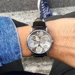 """New Vintage"" Man Watch – Charity"