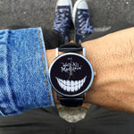 """Cheshire Cat"" Man Watch"