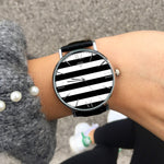 """Stripes"" Watch"