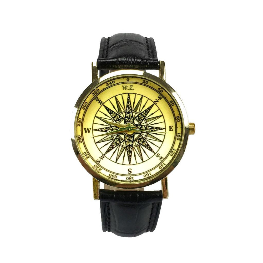 """Wind Rose"" Watch"