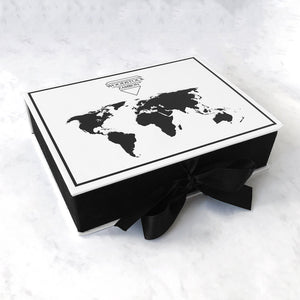 Load image into Gallery viewer, Silver Sahara Gift Box