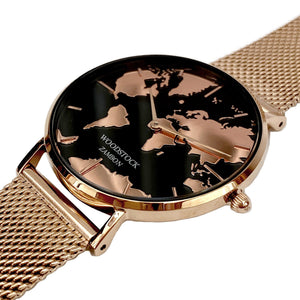 28 mm Sunset Waterproof Watch