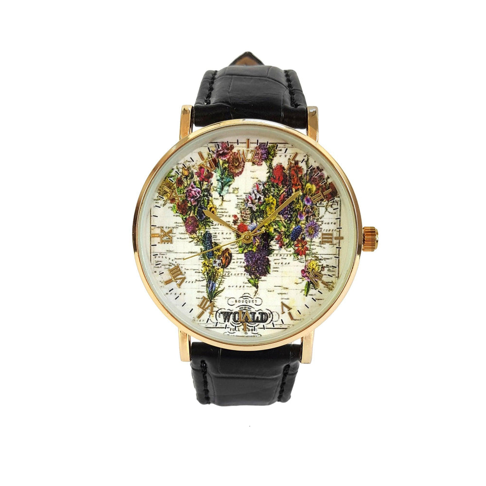 """World in Bloom"" Watch"