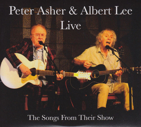 Peter Asher & Albert Lee Live (CD)