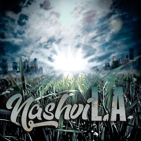"""NashviL.A."" Acoustic CD - Nolan Neal"