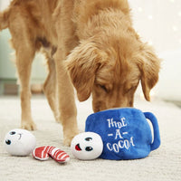 Outward Hound Hide-A-Cocoa Interactive Dog Toy