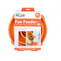 Outward Hound Fun Slow Feeder Orange