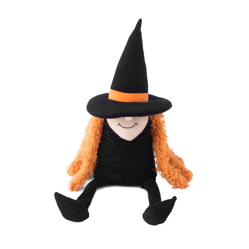 Zippy Paws Halloween Crinkle Witch
