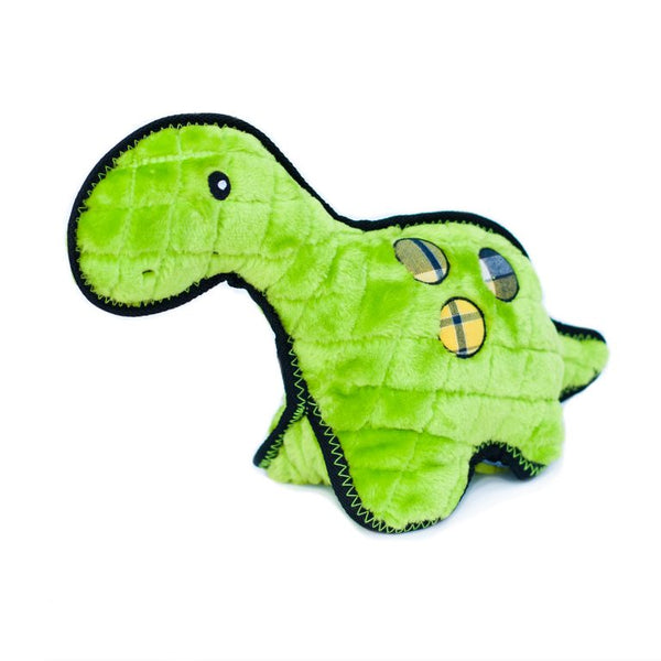 Zippy Paws Z-Stitch Grunterz - Donny the Dinosaur
