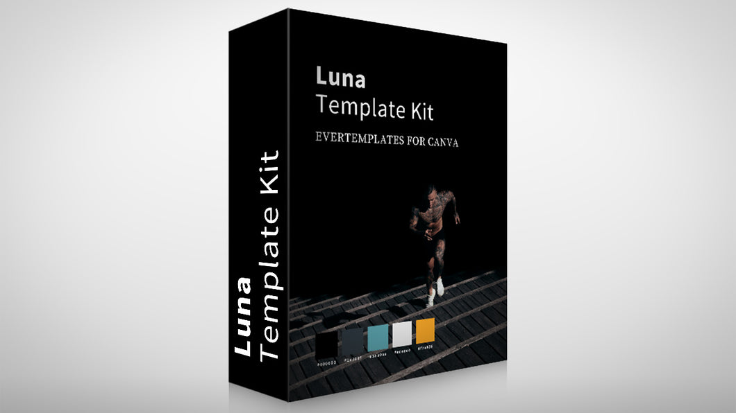 Luna Template Kit
