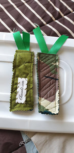 Bookmark with Ribbon
