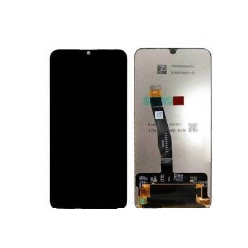 TOUCH SCREEN SCHERMO PER HUAWEI  HONOR 8X / VIEW 10 LITE JSN-L21 NERO VETRO LCD DISPLAY