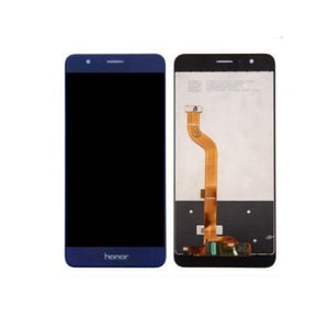 TOUCH SCREEN SCHERMO PER HUAWEI HONOR 8 FRD-L09 FRD-L19 BLU VETRO LCD DISPLAY