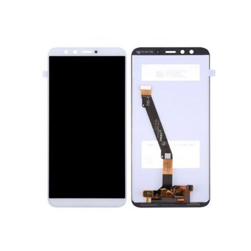 TOUCH SCREEN SCHERMO HUAWEI HONOR 9 LITE LLD-L31 AL00 BIANCO VETRO LCD DISPLAY