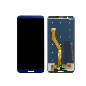 TOUCH SCREEN SCHERMO PER HUAWEI HONOR VIEW 10 BKL-AL20 BKL-L09 BLU VETRO LCD DISPLAY
