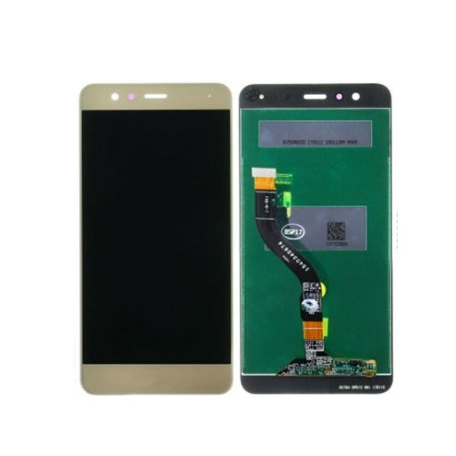 TOUCH SCREEN SCHERMO PER HUAWEI P10 LITE WAS-LX1 LX1A ORO GOLD VETRO LCD DISPLAY