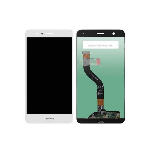 TOUCH SCREEN SCHERMO PER HUAWEI P10 LITE WAS-LX1 LX1A BIANCO VETRO LCD DISPLAY