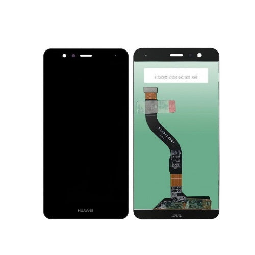 TOUCH SCREEN SCHERMO PER HUAWEI P10 LITE WAS-LX1 LX1A NERO VETRO LCD DISPLAY