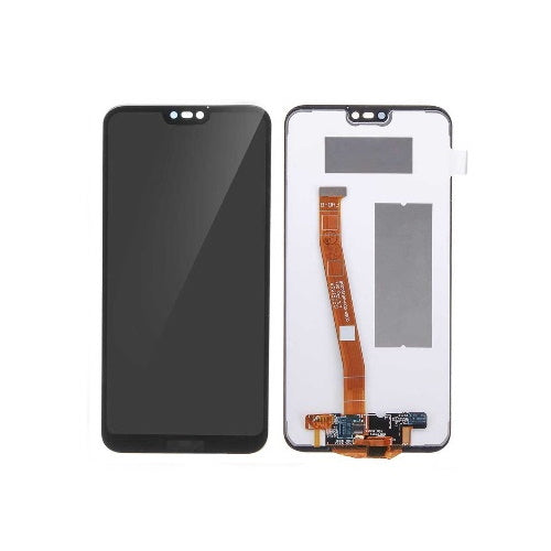 TOUCH SCREEN SCHERMO PER HUAWEI P20 LITE ANE-LX1 NERO VETRO LCD DISPLAY