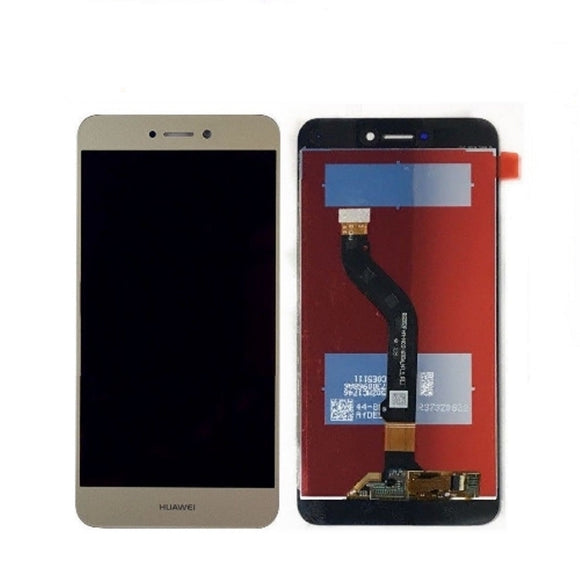 TOUCH SCREEN SCHERMO PER HUAWEI P8 LITE 2017 PRA-LA1 LX ORO VETRO LCD DISPLAY