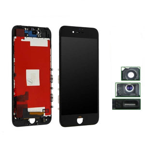 Schermo per iPhone 7 Nero Lcd Touch Screen Retina AAA+ Grade