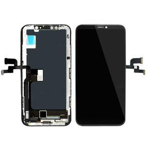 Touch Screen Schermo Apple iPhone X AMOLED Frame Vetro Lcd Display