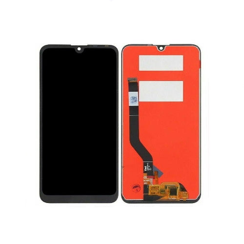 TOUCH SCREEN SCHERMO PER HUAWEI Y7 2019 DUB-LX1 LX2 L22 NERO VETRO LCD DISPLAY