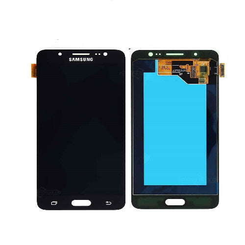 TOUCH SCREEN SCHERMO PER SAMSUNG GALAXY J5 2016 SM-J510FN NERO VETRO OLED DISPLAY