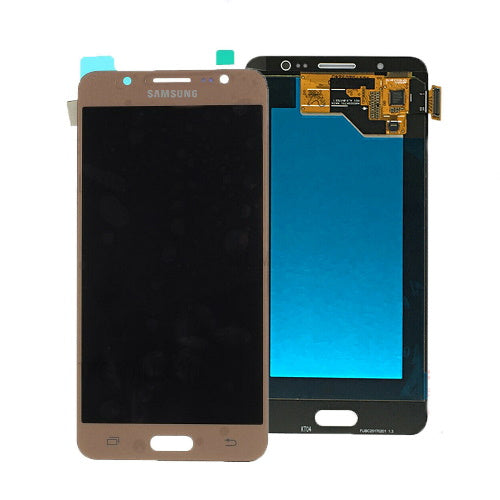 TOUCH SCREEN SCHERMO PER SAMSUNG GALAXY J5 2016 SM-J510FN ORO VETRO OLED DISPLAY