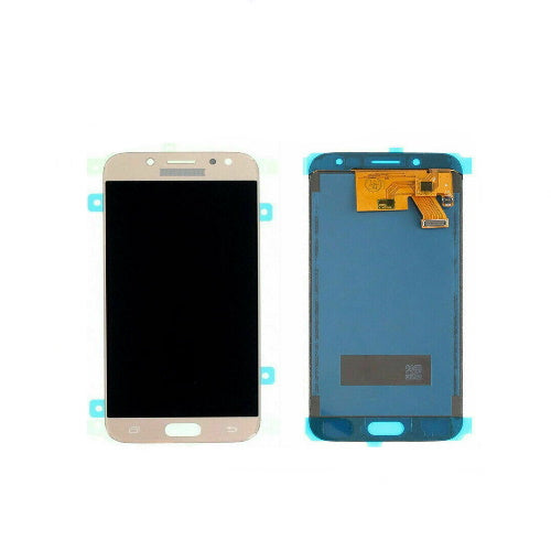 TOUCH SCREEN SCHERMO PER SAMSUNG GALAXY J5 2017 J530 SM-J530F ORO VETRO OLED DISPLAY