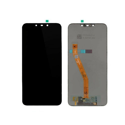 TOUCH SCREEN SCHERMO HUAWEI MATE 20 LITE SNE-LX1 SNE-AL00 NERO VETRO LCD DISPLAY