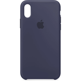 APPLE CUSTODIA COVER PER IPHONE X / XS / XS MAX / XR SILICONE CASE ORIGINALE