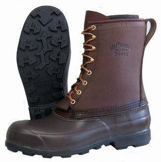 HOFFMAN Pro Series Stomper (Optional Steel Toe Available) - Hoffman - Drew's Boots