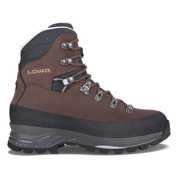 Lowa Baffin Pro LL II Women's- Chestnut/Navy - Baker's Boots and Clothing