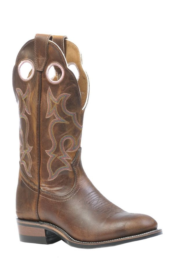 Boulet Boots Style #0297 REG. WOMEN'S WESTERN BOOT - Boulet - Drew's Boots