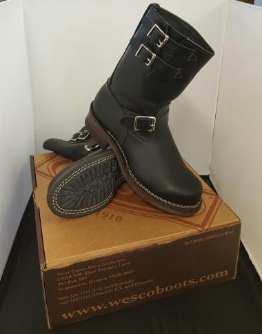 Wesco Custom Boss #108 7.5E - Wesco - Drew's Boots
