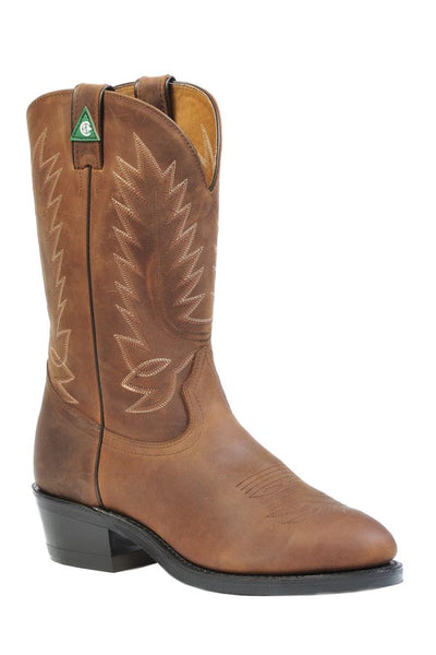 Boulet Boots Style #1372 MEN'S WORK BOOT - Boulet - Drew's Boots