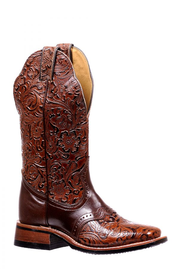 Boulet Boots Style #2050 REG. WOMEN'S WESTERN BOOT - Boulet - Drew's Boots
