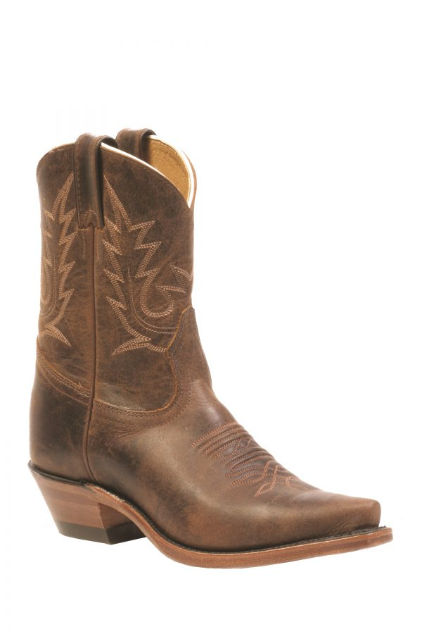 Boulet Boots Style #2617 WOMEN'S SNIP BOOT - Boulet - Drew's Boots