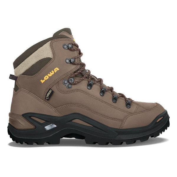 Lowa Renegade GTX Mid - Sepia/Sepia - Baker's Boots and Clothing