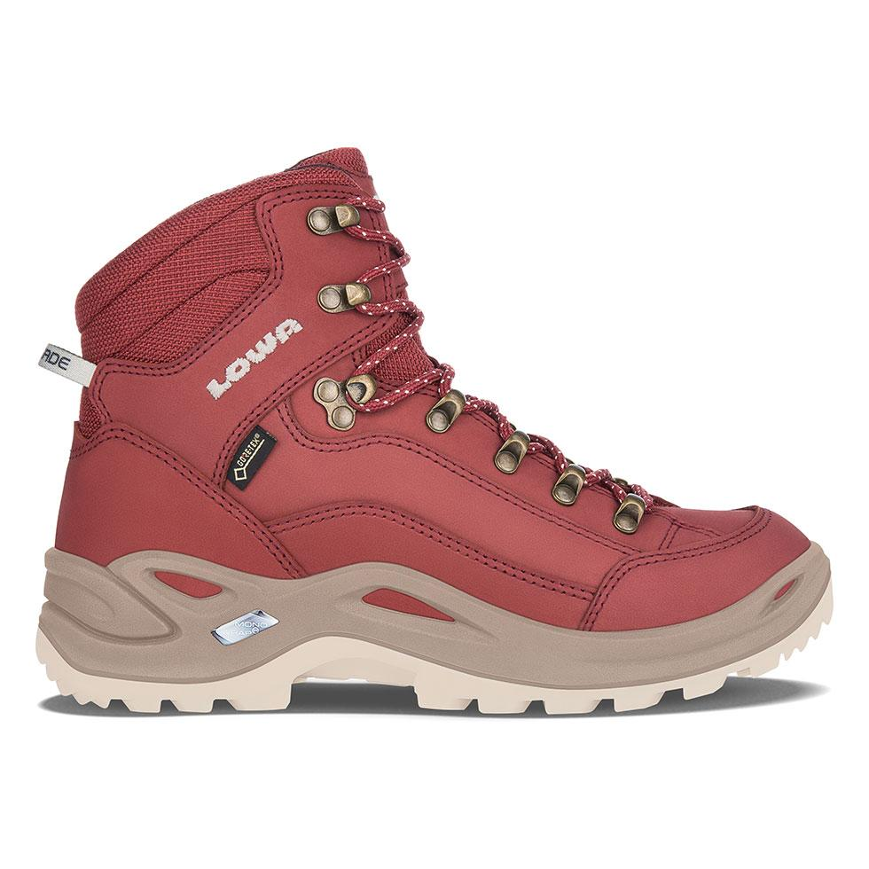 Lowa Renegade GTX Mid Women's- Cayenne - Baker's Boots and Clothing