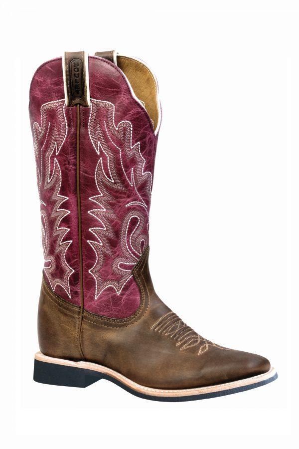 Boulet Boots Style #4749 REG. WOMEN'S WESTERN BOOT - Boulet - Drew's Boots
