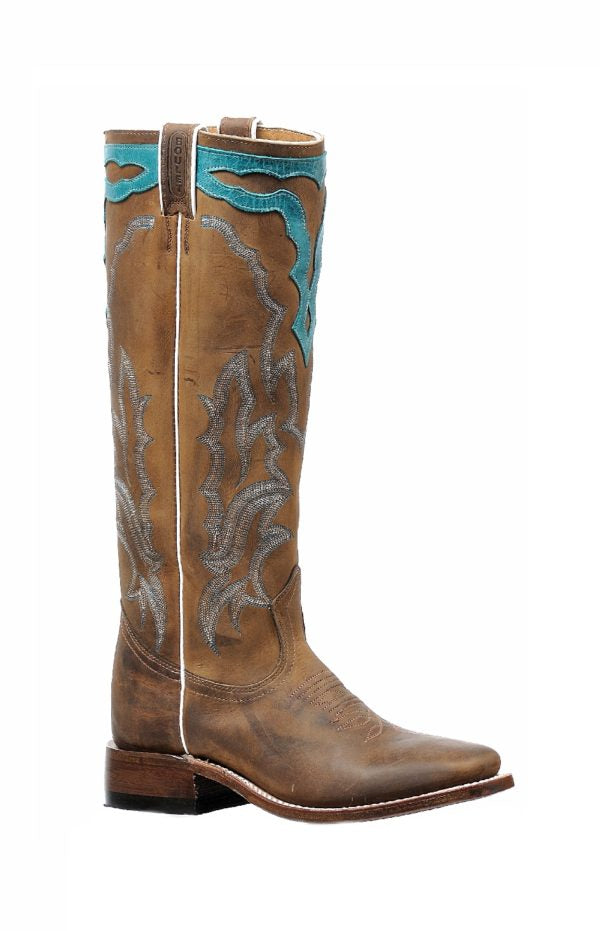 Boulet Boots Style #6205 REG. WOMEN'S WESTERN BOOT - Boulet - Drew's Boots