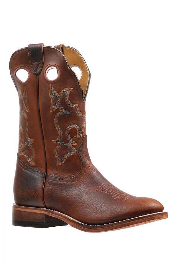 Boulet Boots Style #6327 _MEN'S WESTERN BOOT - Boulet - Drew's Boots