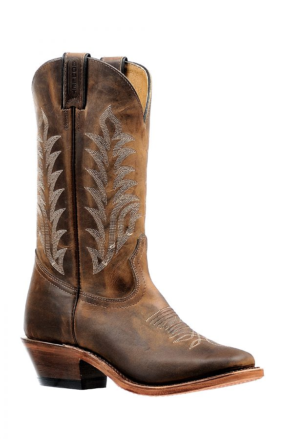 Boulet Boots Style #6373 REG. WOMEN'S WESTERN BOOT - Boulet - Drew's Boots