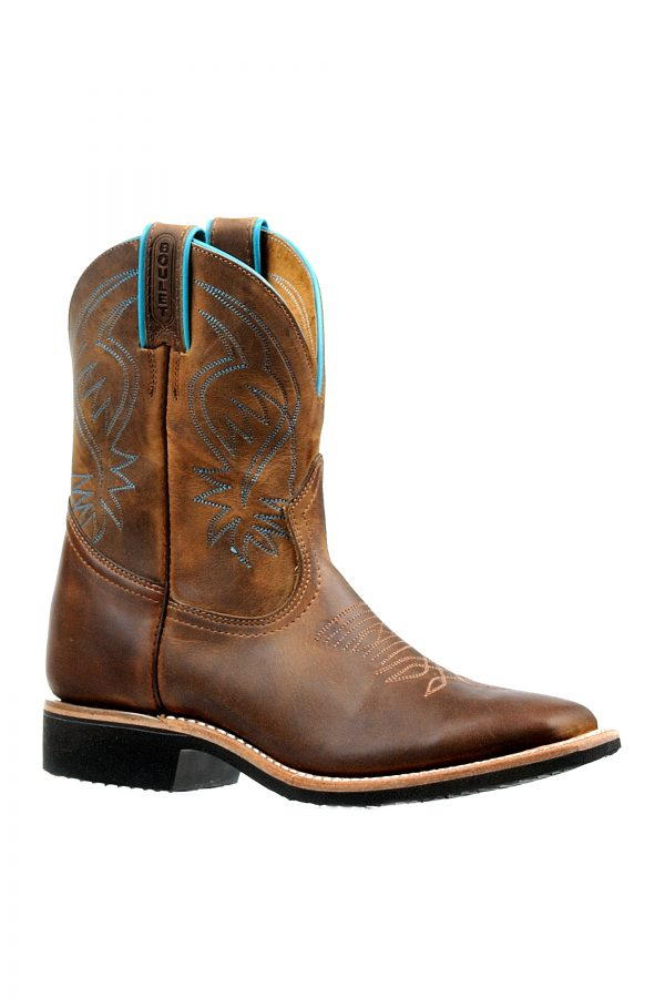 Boulet Boots Style #6447 REG. WOMEN'S WESTERN BOOT - Boulet - Drew's Boots