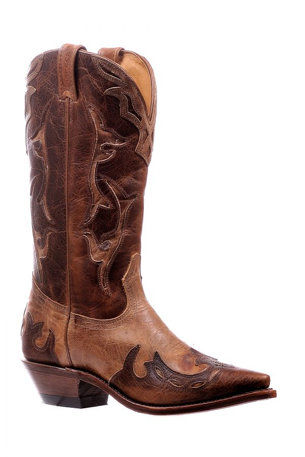 Boulet Boots Style #6610 WOMEN'S SNIP BOOT - Boulet - Drew's Boots