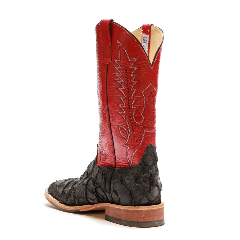 Women's Anderson Bean Black Matte Big Bass #330005 - Drew's Exclusive - Anderson Bean - Drew's Boots