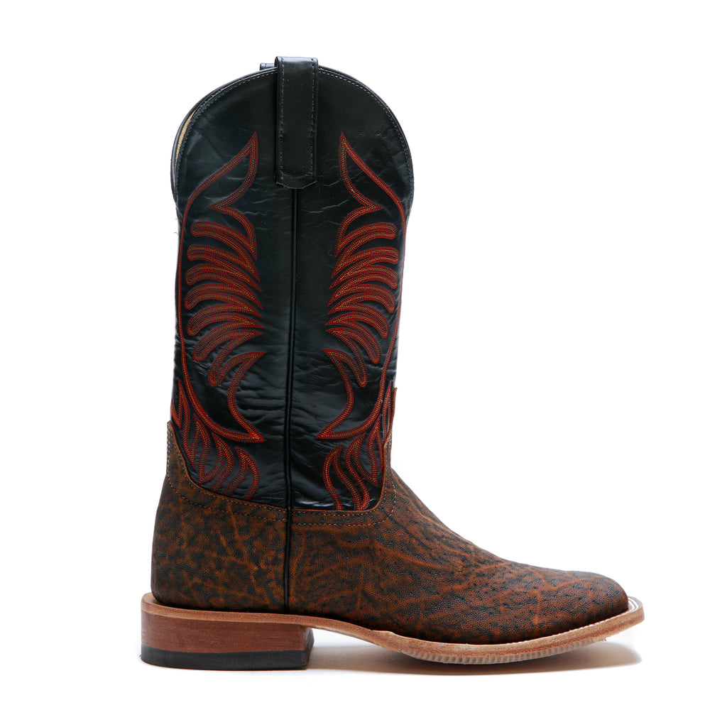 Anderson Bean Rustic Safari Elephant #330006 - Drew's Exclusive - Anderson Bean - Drew's Boots