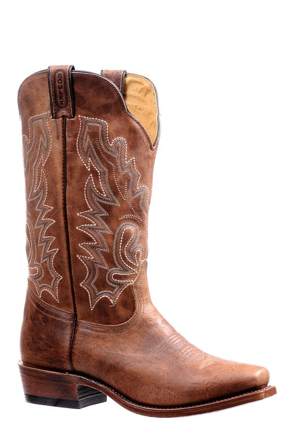 Boulet Boots Style #7263 _MEN'S WESTERN BOOT - Boulet - Drew's Boots